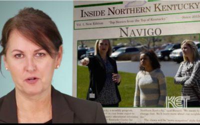 """Inside Northern Kentucky"" features Skyward SD1 NaviGo Scholars"